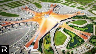 Beijing's $63 Billion Dollar Airport