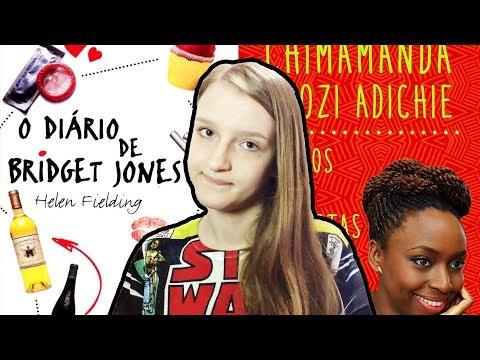 O Diário de Bridget Jones + Sejamos Todos Feministas | Ana Roncon
