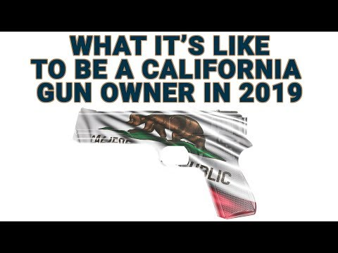 What it's like to be a California gun owner in 2019 (VIDEO)