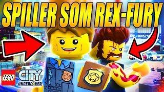 SPILLER SOM REX FURY - 1 MILLION KLODSER - LEGO CITY UNDERCOVER - [#19]