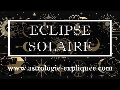 ÉCLIPSE SOLAIRE du 10 juin 2021 par Signe et par Ascendant ÉCLIPSE SOLAIRE du 10 juin 2021 par Signe et par Ascendant