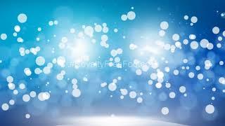blue bokeh background | bokeh lights hd | bokeh effect video | Royalty Free Footages