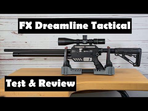 airghandi: FX Dreamline Tactical – Das Luftgewehr von FX Airguns im AirGhandi-Test mit Video