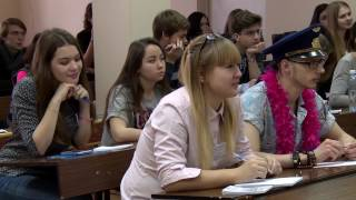 ТГУ NEWS: Академия первокурсника 2016