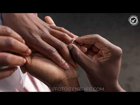 Ahmed&Zainab Romantic Proposal in Tenerife with Foto-Tenerife.com