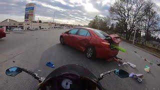 videos de risa accidente automovilístico