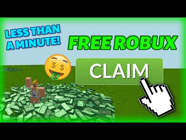 How To Get Free Robux On A Iphone 2019