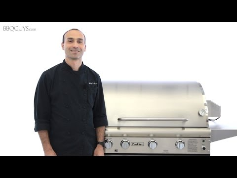 Profire Deluxe Gas Grill Review | BBQGuys.com