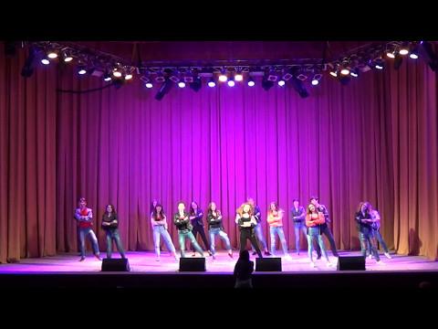 Танец выпускников 2017