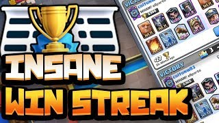 INSANE LADDER WINSTREAK | Top 500 Global Gameplay