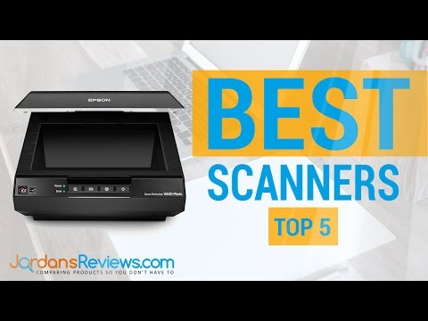 Find the Best Scanners | Top Document Scanner Reviews 2016