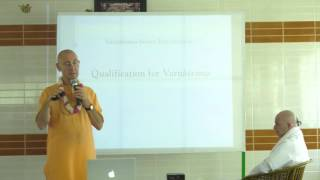 05-Varnasrama - Why devotees need to adopt it and the first steps to do so -2 by HH Sivarama Swami