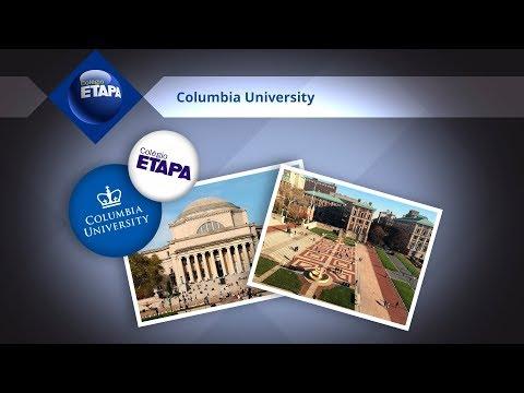 Aprovados na Columbia University