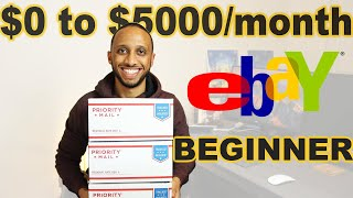 How to sell stuff on Ebay for Beginners (2021)