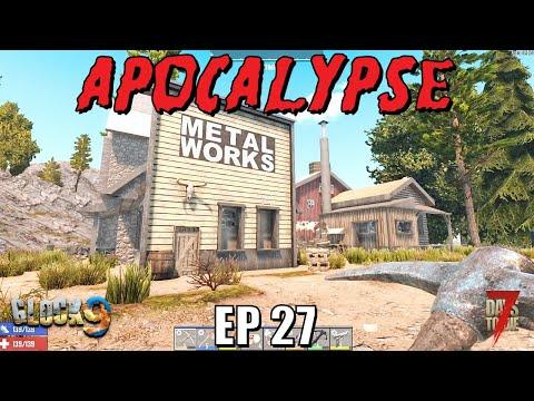 7 Days To Die - Apocalypse EP27 (Alpha 18)