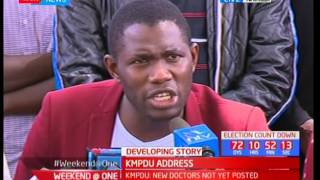 Weekend at One full Bulletin Part One - Borana leaders speak - 27th May,2017