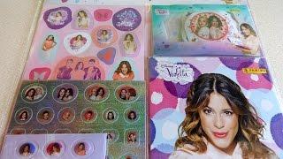 Disney Violetta Mega Sticker Activity Pack 270 Stickers European Collection