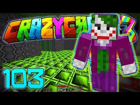 Minecraft Walkthrough - Crazy Craft 3 0: DECOCRAFT BENCH