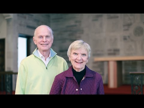 A legacy story: Bob and Carol Brockhouse