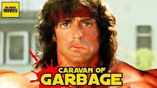 Rambo: Worst Blood - Caravan Of Garbage