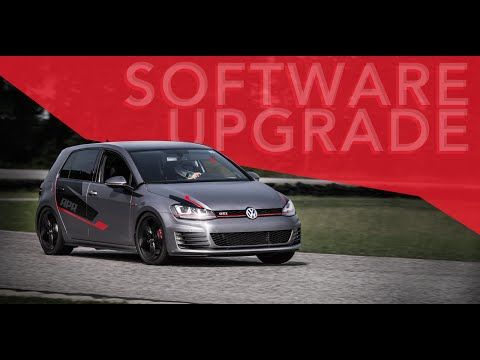 APR MK7 GTI ECU Upgrade - Motorsport Testing