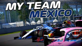 F1 2020 - MY TEAM - GP DO MÉXICO - SAIU O REGULAMENTO DA PRÓXIMA TEMPORADA - EP 87