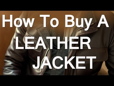 This Guide Teaches Everything You Need To Know About Leather Jackets