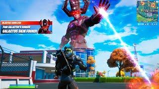 NEW Fortnite Galactus Boss Event Update