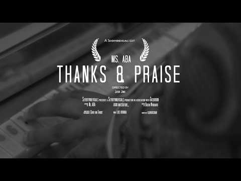 Coming Soon: Thanks and Praise