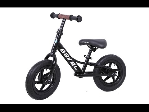BAVEL Balance Bike 12-Inch For Ages 18 Months to 4 Years
