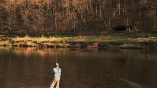 Шнур для рыбалки нахлыстом с леской