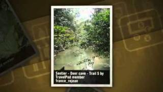 preview picture of video 'Miri - Gunung Mulu Parc - Kuala Belait, Brunei Darussalam ( parc malaisi, mulu park)'