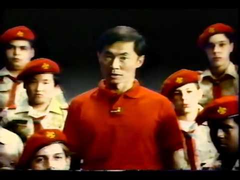 Boy Scouts of America AdBoy Scouts of America Ad