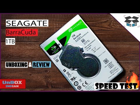 Seagate Barracuda 1TB Hard Drive Review