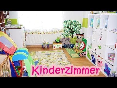 EMILS KINDERZIMMER | Neutrales Wald- und Wiesen-Thema | Roomtour