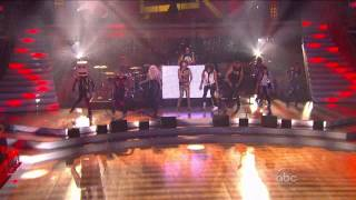 LMFAO -  Medley [Live] (Dancing With The Stars) High Definition