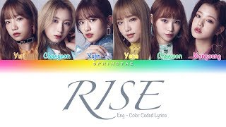 rise jonas blue feat izone lyrics - TH-Clip