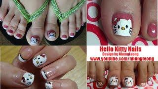 Simple Hello Kitty Nail Art Most Popular Videos