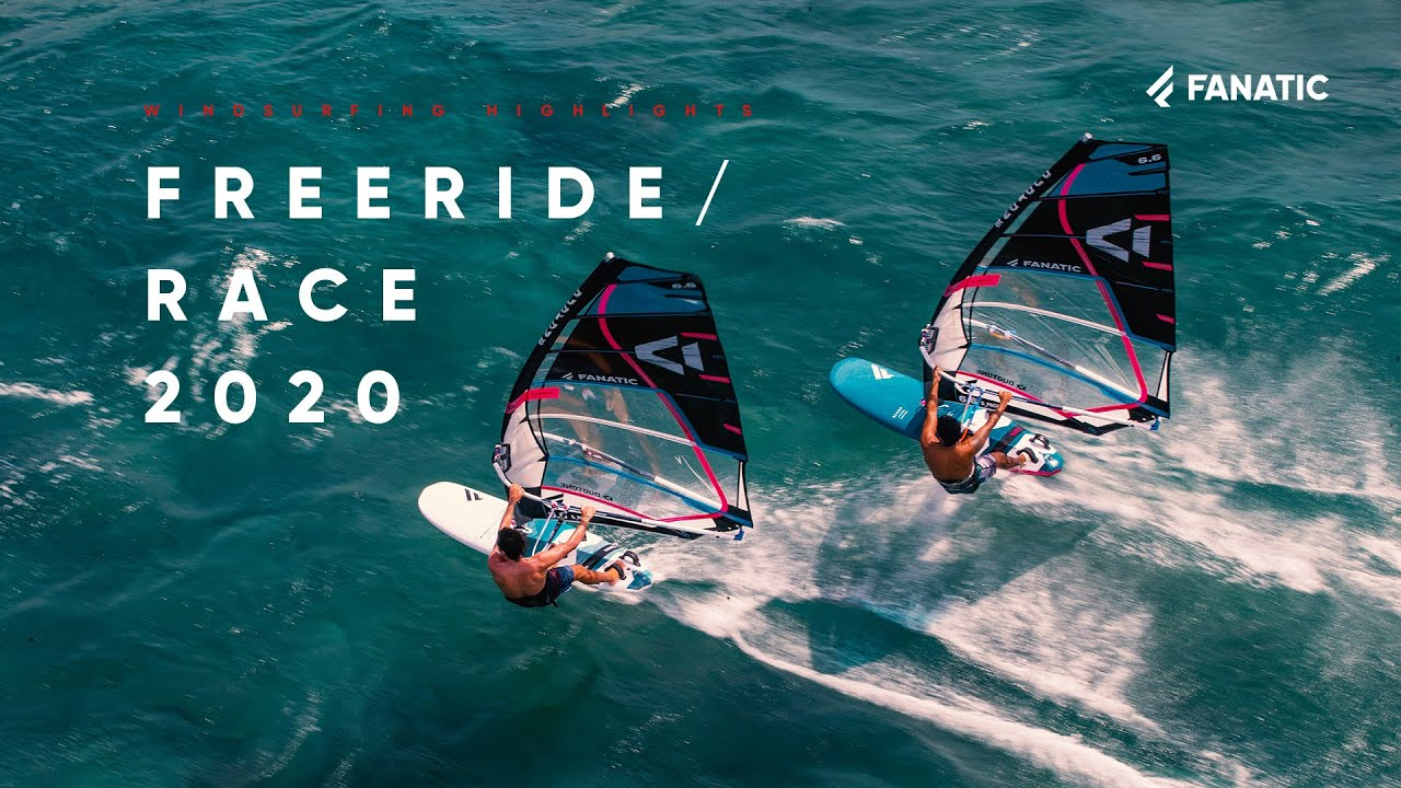 Fanatic Freeride & Race Highlights 2020