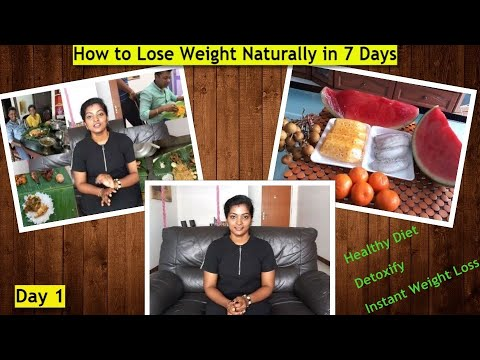 Gm Diet Day 1 In Tamil How To Lose Weight Fast