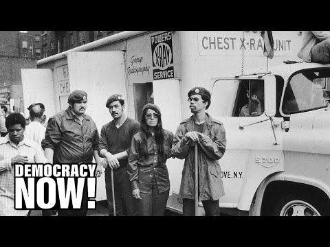 """""""Takeover"""": New Doc Chronicles Historic 1970 Young Lords Occupation of Lincoln Hospital in the Bronx"""