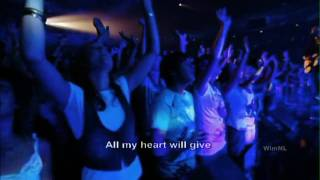 Hillsong - You Hold Me Now - With Subtitles/Lyrics - High Quality Mp3 Version