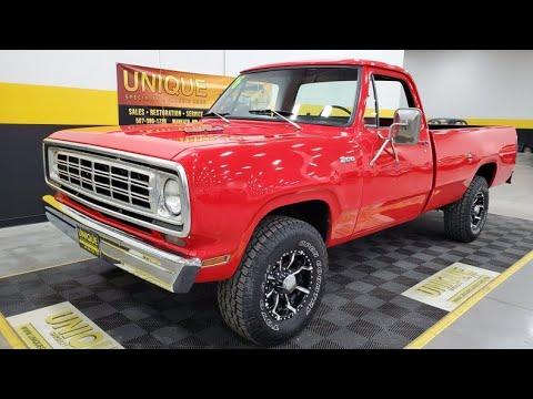 1976 Dodge Power Wagon (CC-1428391) for sale in Mankato, Minnesota