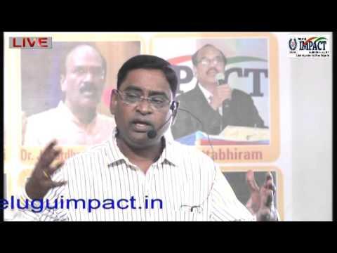 Get Govt Job|Suresh|TELUGU IMPACT Nalgonda 2016