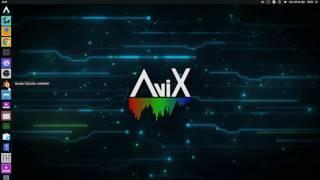 Eu lhes apresento AviX!!!!
