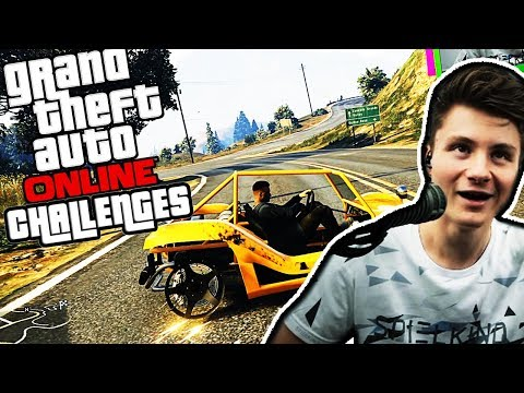 SWITCH Challenge mit Kev | GTA Online | Dner
