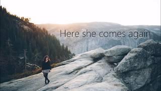 Royksopp - Here She Comes Again (lyrics)