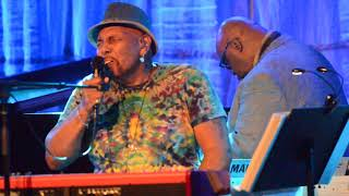 Aaron Neville Down By The River  Saints Go Marching In Arianne Oct 12 2018 Evanston Il nunupics