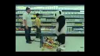 Панда не хуйня!Ржач полный!)))