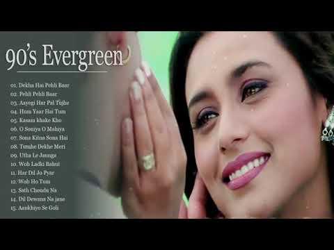 Download Bollywood 90's Love Songs | Hindi Romantic Melodies SOngs -- Kumar sanu Alka yagnik Udit narayan HD Mp4 3GP Video and MP3
